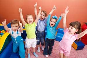 Basteln für die Kindergartengruppe